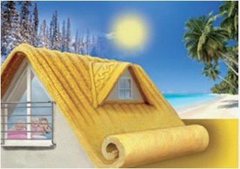 Перфектният скатен покрив на Isover