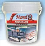 Акрилатна боя за дърво, метал и пластмаса Гланц/Сатен MARSEL H20