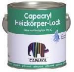 Акрилен лак за отоплителни тела Caparol Capacryl Heizkörperlack