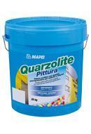 Акрилна боя за вътрешно и външно приложение Mapei Quarzolite Paint