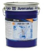 Боя на базата на хлор-каучук Agrosit SB Schwimmbadanstrich