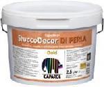 Декоративна шпакловъчна техника Caparol Capadecor StuccoDecor DI PERLA