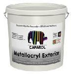 Дисперсионна боя с метален ефект Caparol Capadecor Metallocryl Exterior