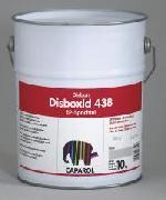 Двукомпонентна шпакловка Caparol Disboxid 438 EP-Spachtel