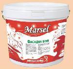 Фасадна боя MARSEL