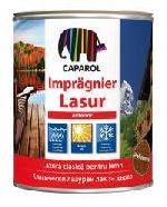Импрегниращ лак за дърво Caparol ImprägnierLasur