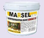 Интериорна боя Клас 2 Мат MARSEL PRO