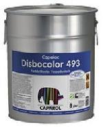 Лак за защита на метални фасади Caparol Capalac Disbocolor 493