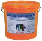 Мазилка с ефект металик Caparol Metallocryl-Reibputz 15
