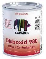 Оцветяваща паста за епоксидни смоли Caparol Disboxid 980 NEFA®POX-Farbpaste