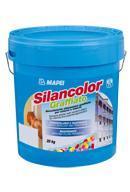 Пастообразна силиконова мазилка Mapei Silancolor Graffiato