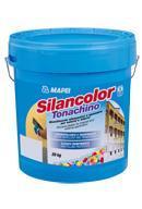 Пастообразна силиконова мазилка Mapei Silancolor Tonachino