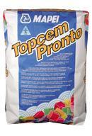 Разтвор за бързо съхнещи замазки Mapei Topcem Pronto