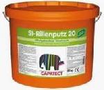 Силикатна мазилка Caparol Capatect SI-Rillenputz