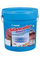 Силиконова боя за вътрешно и външно приложение Mapei Silancolor Paint
