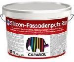 Силиконова мазилка Caparol Silicon-Fassadenputz R и K