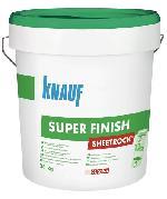 Универсален готов фугопълнител и шпакловка Sheetrock Super Finish
