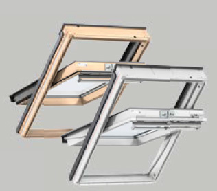Покривни прозорци GGL и GGU